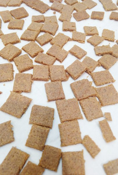 Baked Gingerbread Toast Crunch Cereal