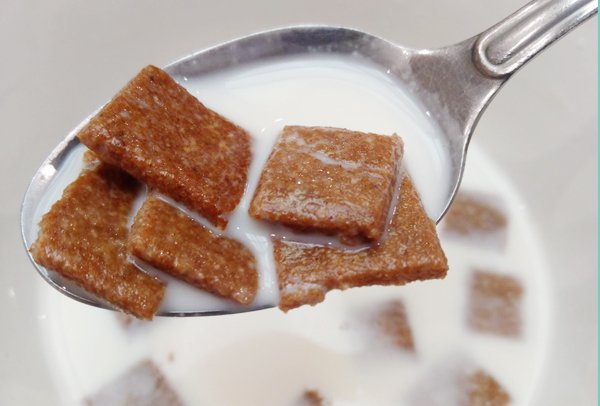 Keto Gingerbread Toast Crunch Cereal
