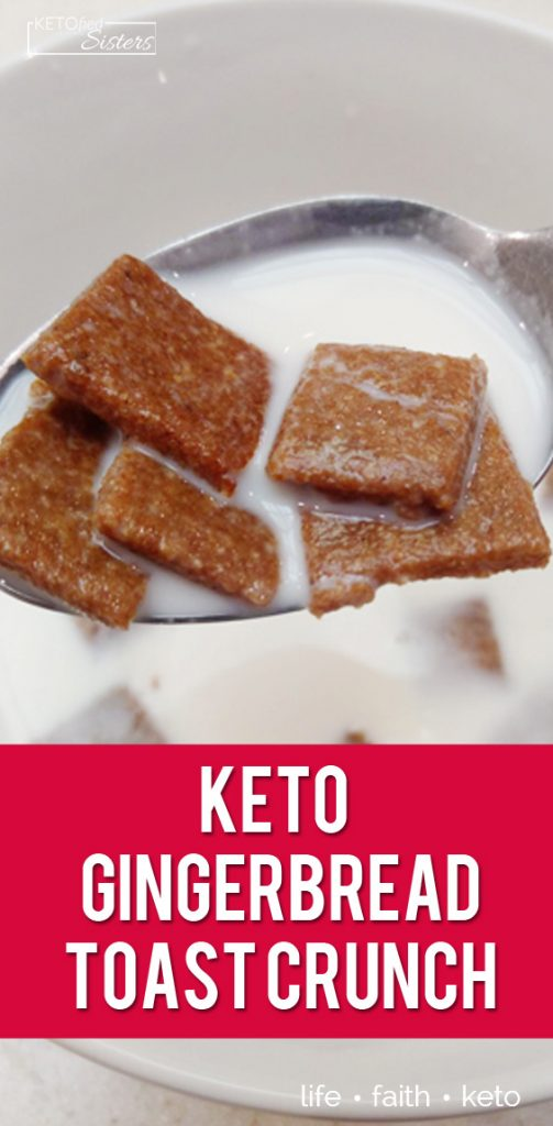 Pinterest Gingerbread Toast Crunch Cereal