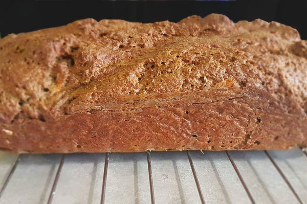 Keto and Low Carb Coconut Flour Bread