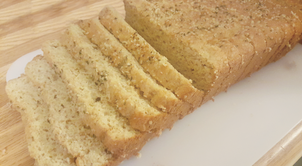 High Fiber Keto Bread